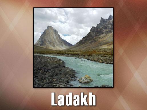 Ladakh Prayer Station