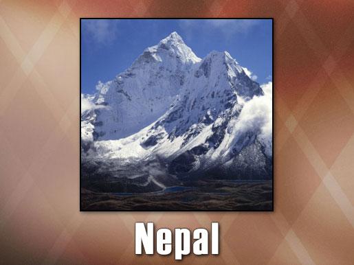 Nepal Prayer Station