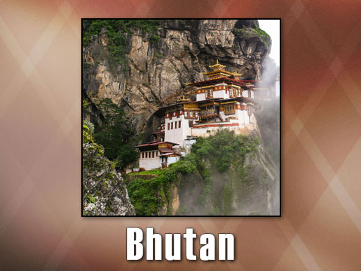 Bhutan Prayer Station